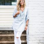 Thifted Fall Fashion with Restless Arrow