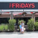 Family Day Out with TGI Fridays