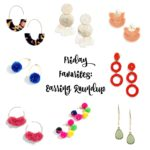 Friday Favorites: Earrings Roundup