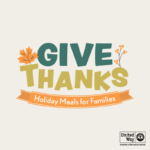 United Way Give Thanks Day
