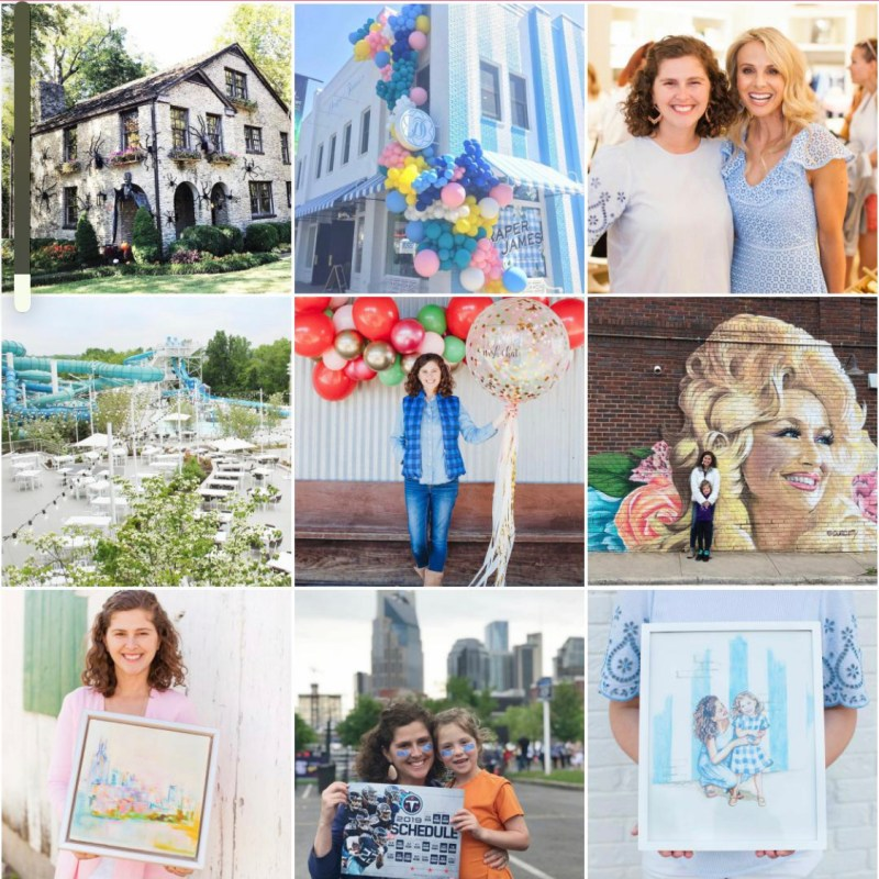 The Nashville Mom: Year in Review