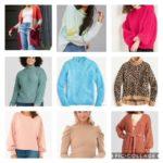 Favorite Sweaters