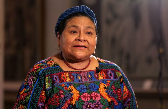 Rigoberta Menchú Vindicated | The Nation