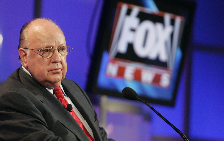 Roger Ailes, President of Fox News
