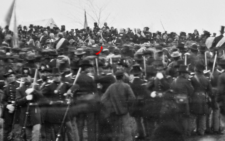 November 19 Abraham Lincoln Delivers The Gettysburg