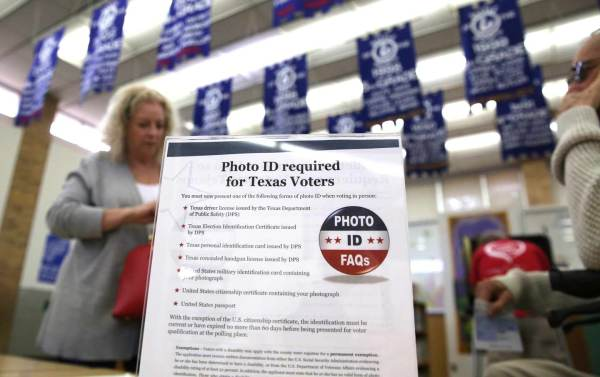 Will a Conservative Court Uphold Texas' Discriminatory ...