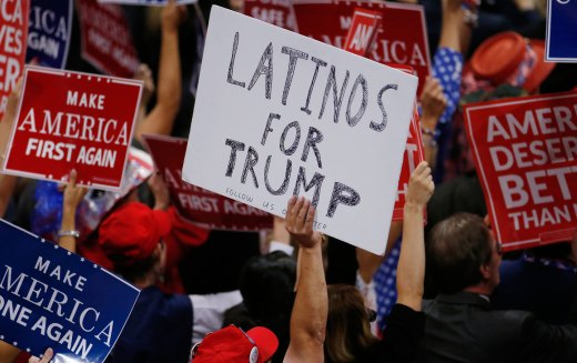 Image result for hispanics for trump
