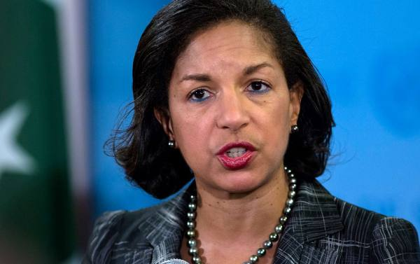 Susan Rice Did Her Job—and Boy Are Republicans Pissed ...