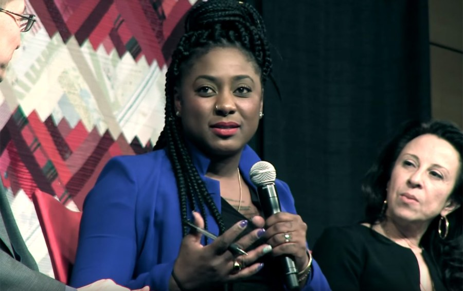 Alicia Garza Youtube