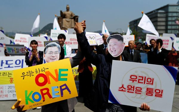 South and North Korea Prepare to Discuss an End to the ...