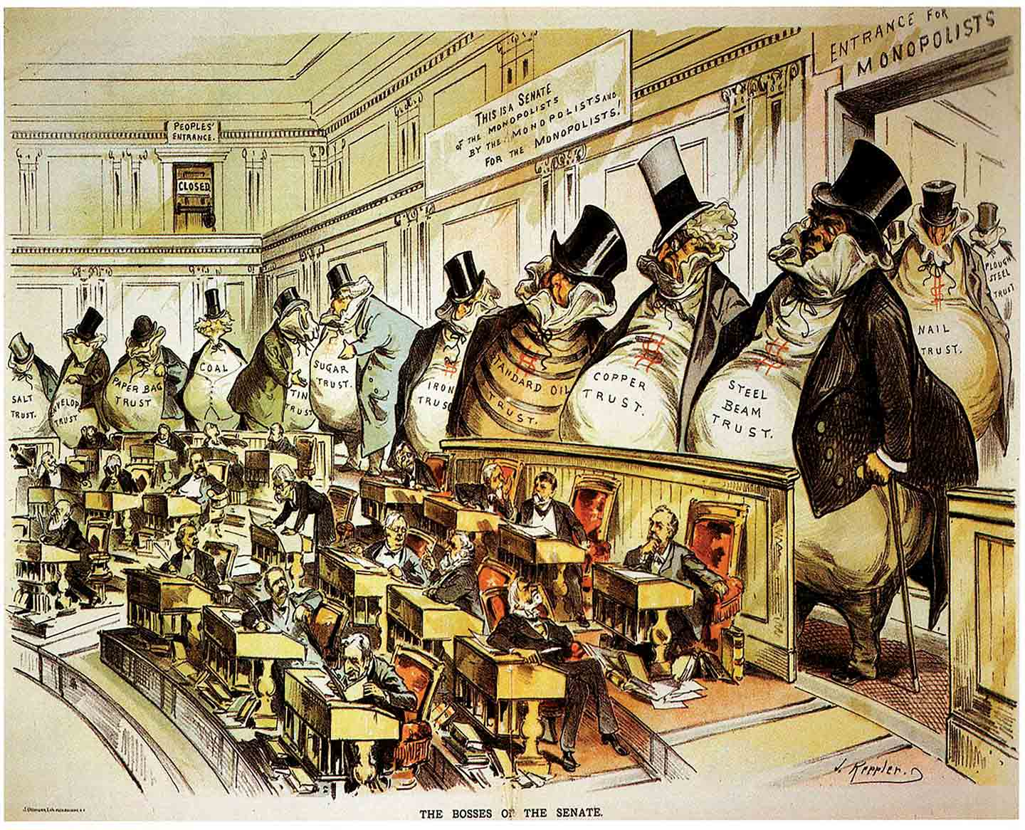 From Progress To Poverty America S Long Gilded Age