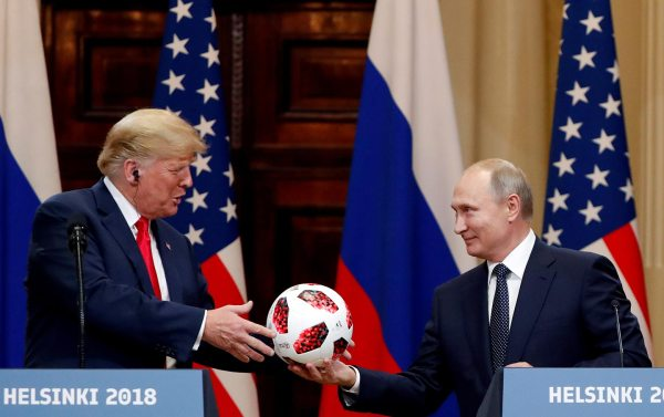 The Trump-Putin Summit: From Rivals to Confederates?   The ...
