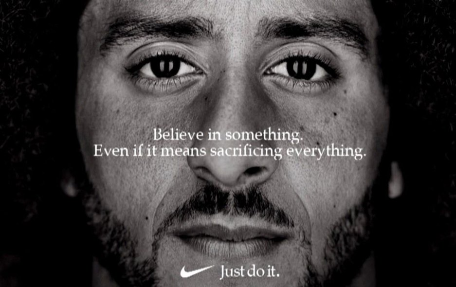 Image result for colin kaepernick nike