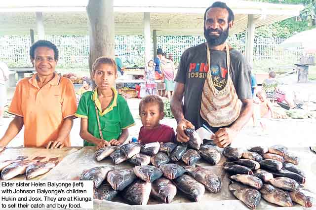 A five-hour trip just to sell fish and buy food - The National