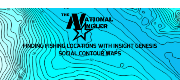 Social Mapping Fishing Locations
