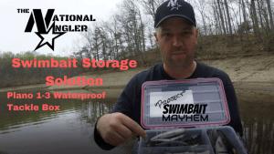 Swimbait Storage Solution