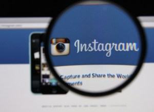 Police create fake instagram account accepted by burglary ring leader to access photo evidence of stolen loot.