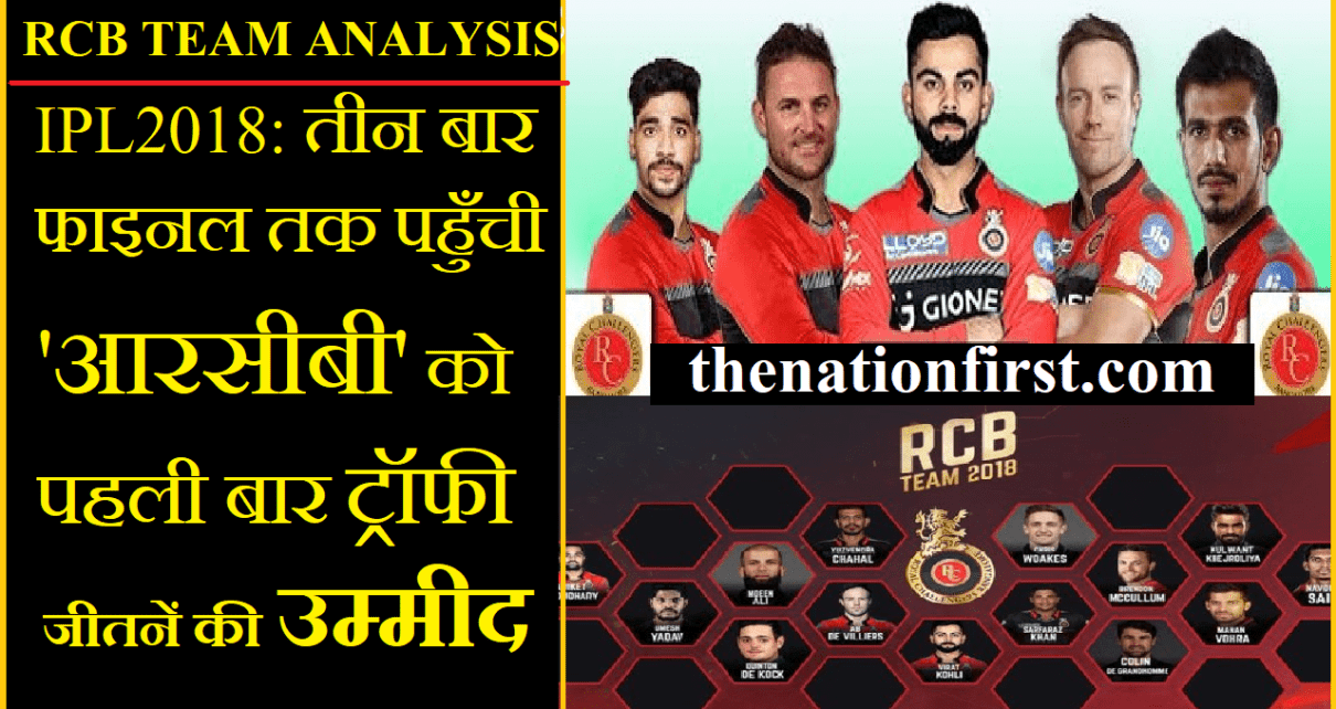 RCB | royal challengers banglore