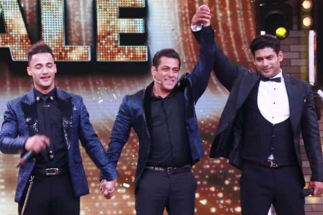 Sidharth Shukla is the WINNER of 'Bigg Boss 13'