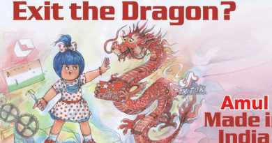 Twitter deactivates Amul account over 'exit the dragon' post, restores later