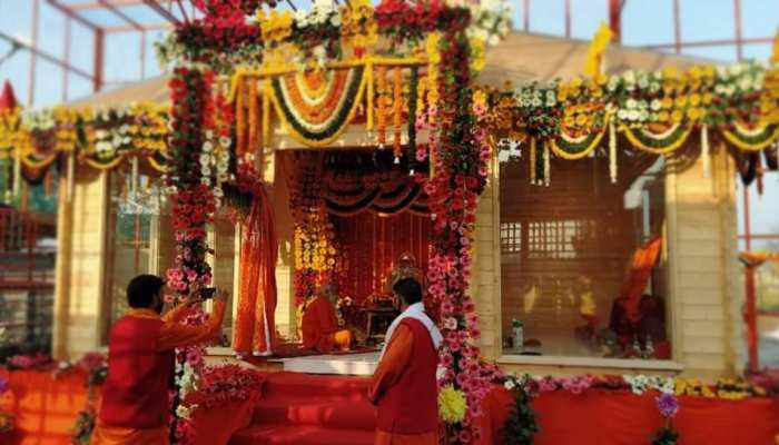 Mahant Of Janaki Temple In Nepal Not To Attend Bhumi Pujan In Ayodhya