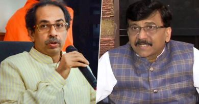 uddhav thakre and sanjay raut