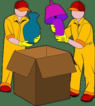 moving professionals