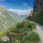 self guided hiking, Carpatian mountains, Poland, high Tatras