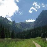 self guided hiking, Carpatian mountains, Poland