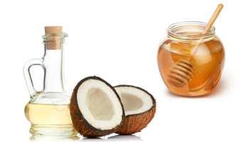 Honey and Coconut Facial Scrub