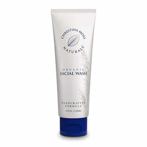 Christina Moss Naturals Organic Acne Face Wash