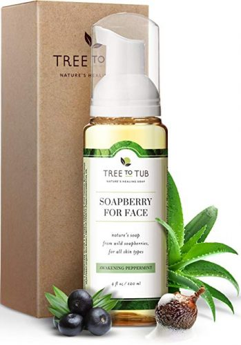 Tree to Tub Acne Face Wash for Oily Skin