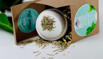 Natural and Organic Bath Bombs