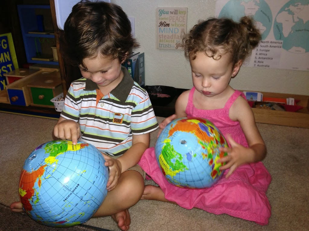 Continent Stu S With Preschoolers Free Printables
