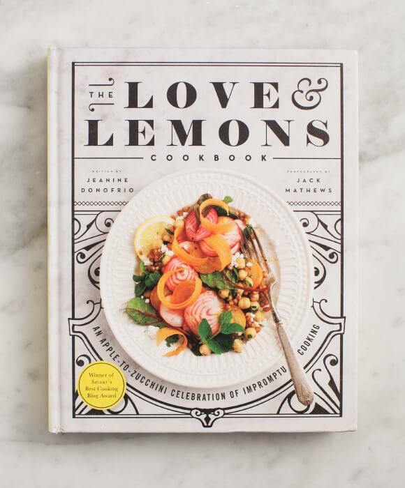 love and lemons cookbook