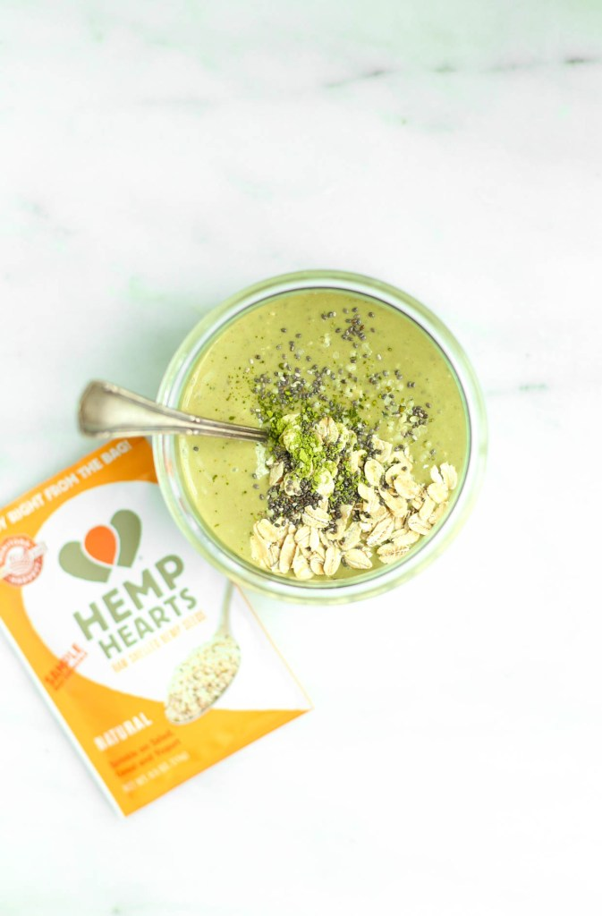 chia, matcha, breakfast, smoothie, vegan, gluten-free, dairy-free, refined sugar-free, overnight oats, everyday meals, healthy recipes