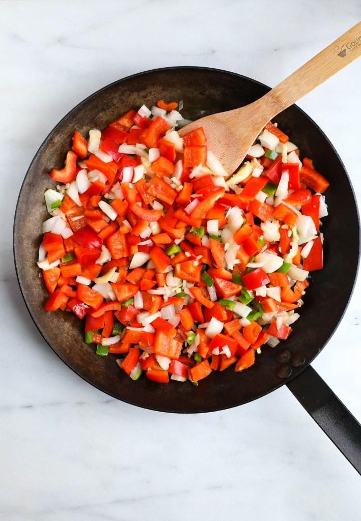 vegetarian, chili, dinner