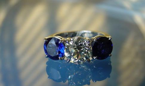 Jenna Bush Weds Henry Hager The Natural Sapphire Company