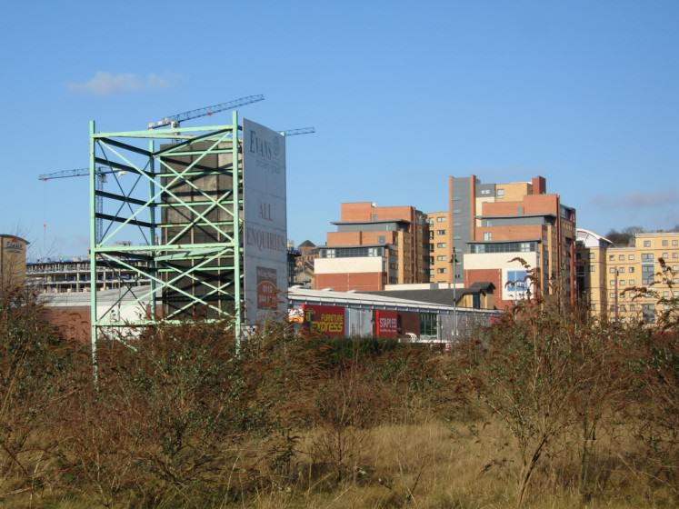 6) Brownfield site. Credit Russell James Smith