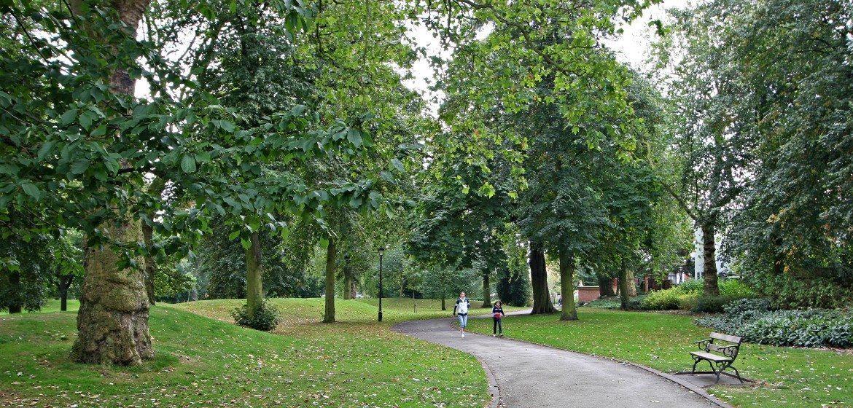 Derby Arboretum, Derby, 2007