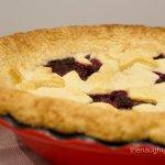 Gluten Free Blueberry Pie