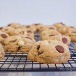 Chocolate Chip Cashew Biscuits - Gluten Free