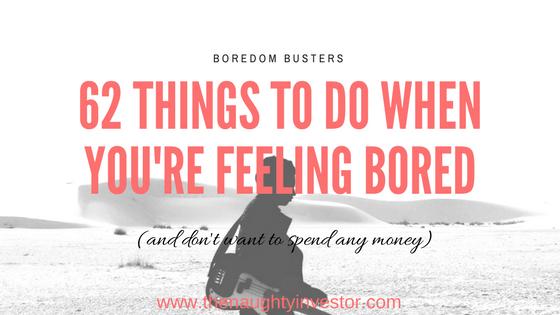 boredom buster tips