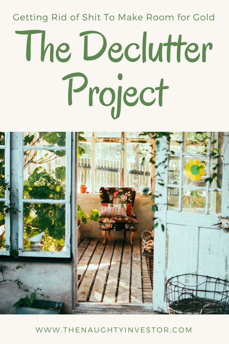 the declutter project