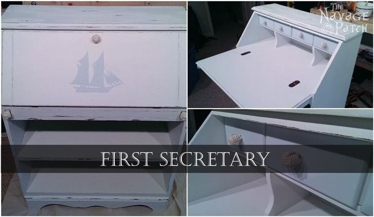 First Secretary - TheNavagePatch.com