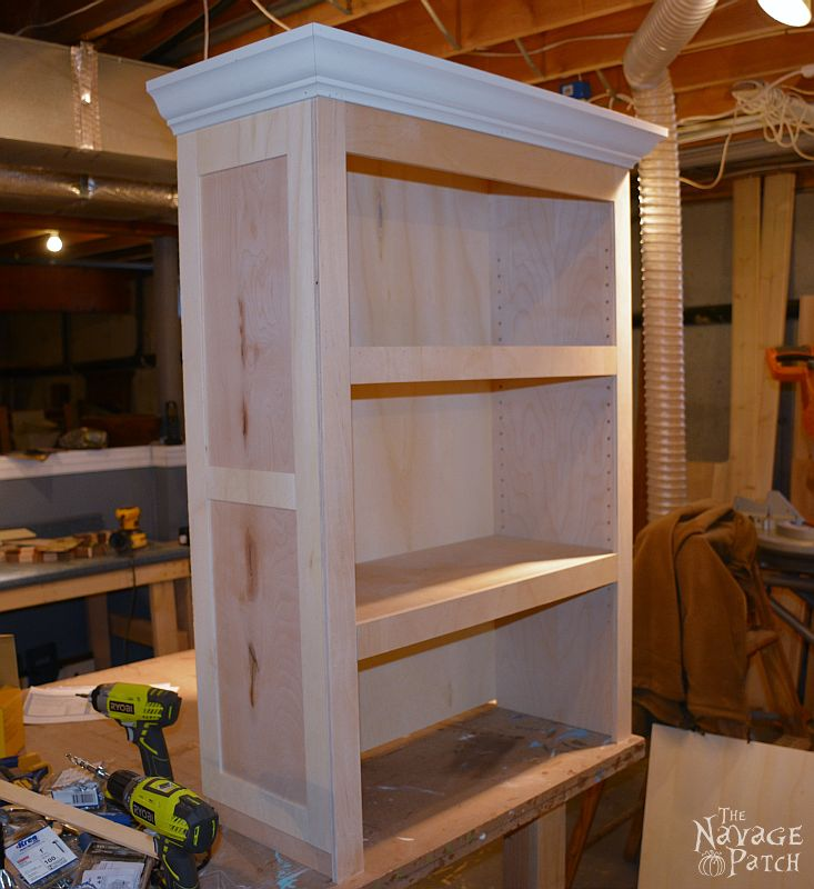 Filling The Void | A step-by-step Built-in Tutorial | Diy Cabinetry and woodworking | Easy diy furniture | Home decor and organization | #organization made easy with #diy #builtin | #cabinetry and #woodworking #tutorial | TheNavagePatch.com