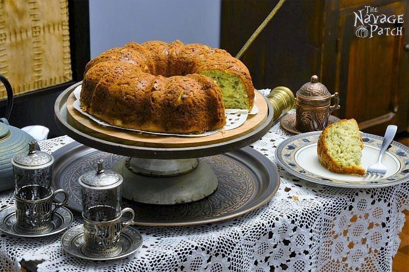 Turkish Savory Cheesecake (Peynirli Kek) | TheNavagePatch.com