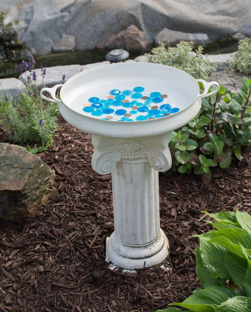 Elegant Diy Bird Bath How To Make A Bird Bath Simple Upcycled Garden And  Backyard With Bird Bath