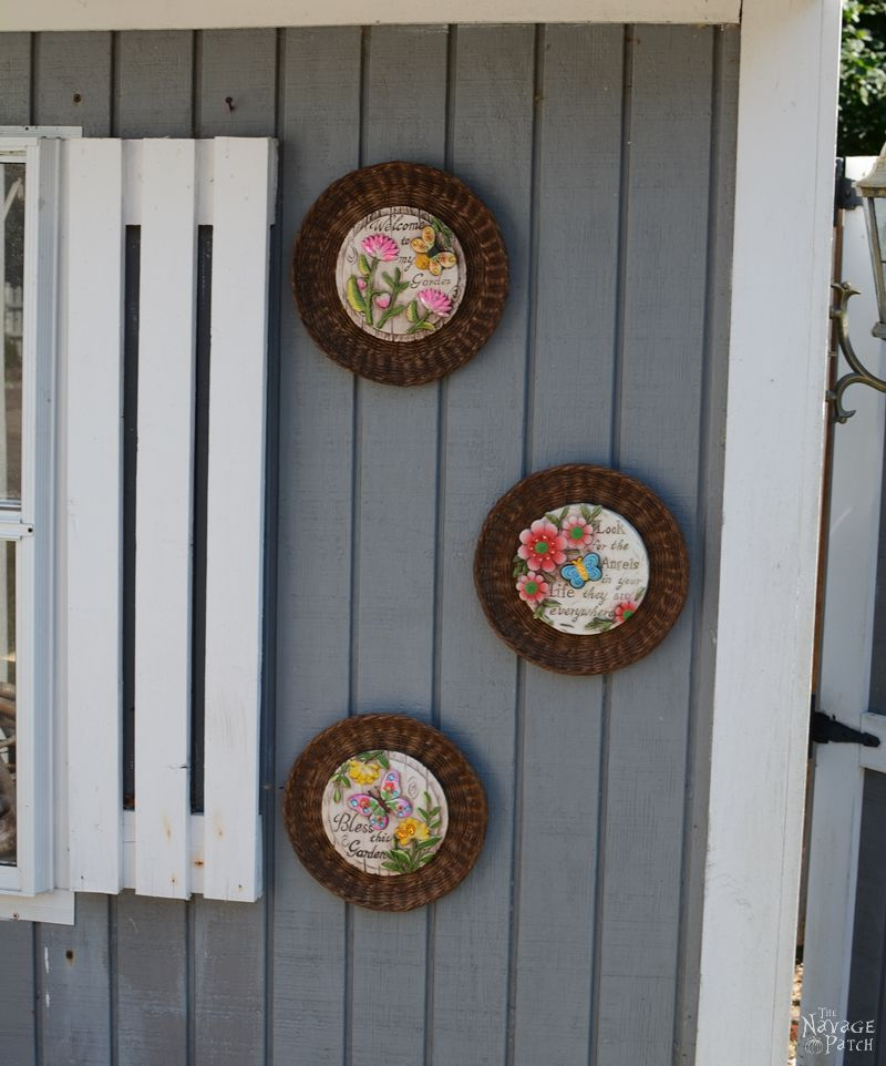 Garden Decorations Diy: The Navage Patch
