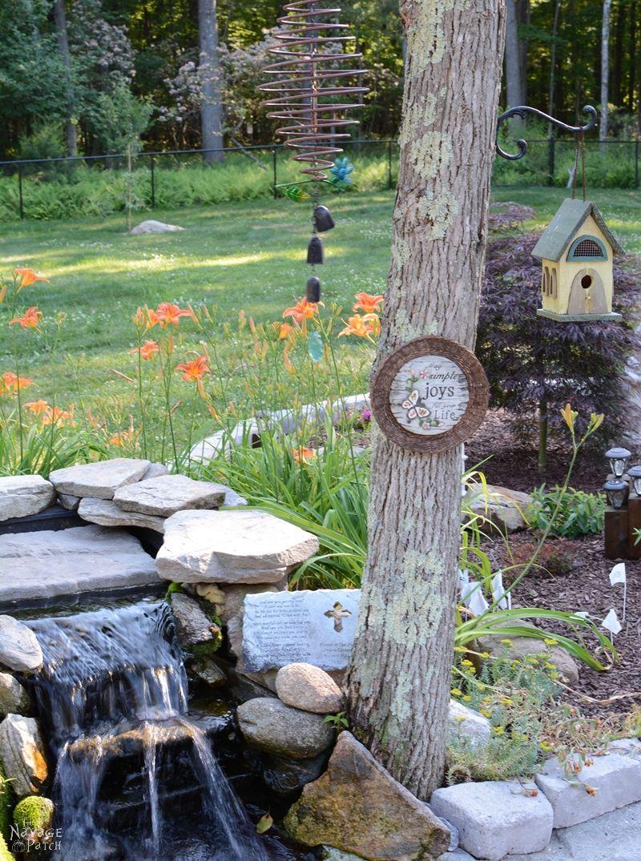 DIY Garden Decor - The Navage Patch on Diy Garden Decor  id=15073